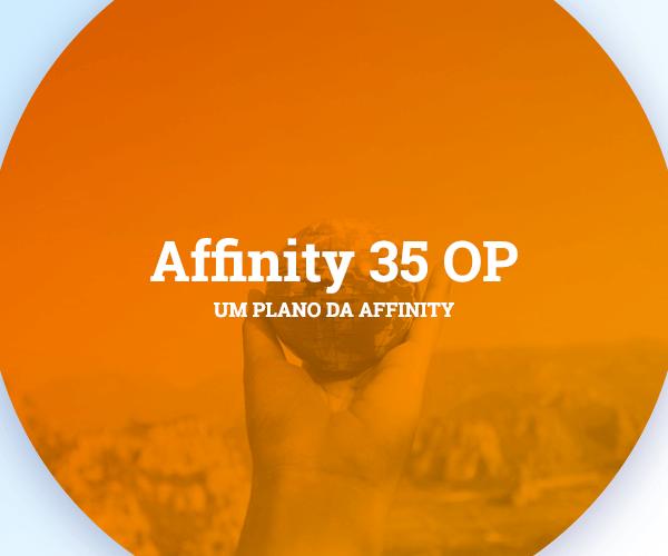 Plano Affinity 35 OP para Argentina